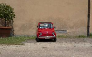Lonely Fiat